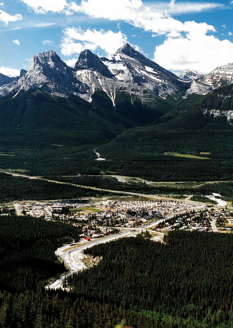 Town of Canmore